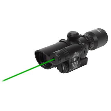 Firefield 1.5-5 x 32 Riflescope w/Green Laser