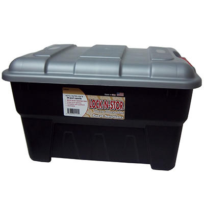 38 qt. Lock-N-Store Container