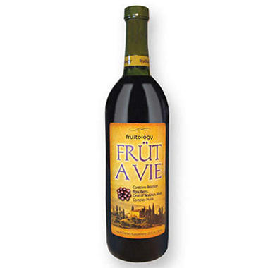 Fruit A Vie™ Liquid Dietary Supplement - 25oz