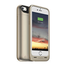 Mophie - Juice Pack Air 2,750mAh for Apple iPhone 6 - Gold