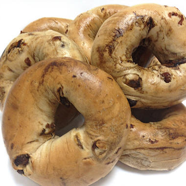 Atlanta Bread Cinnamon Raisin Sliced Bagels - 6 ct.