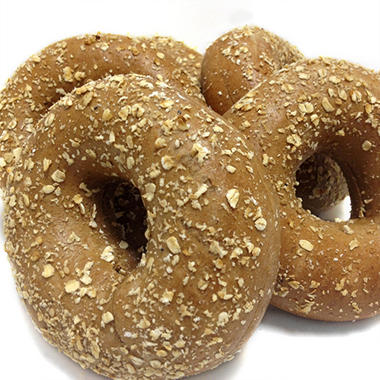 Atlanta Bread Honey Wheat Sliced Bagels - 6 ct.