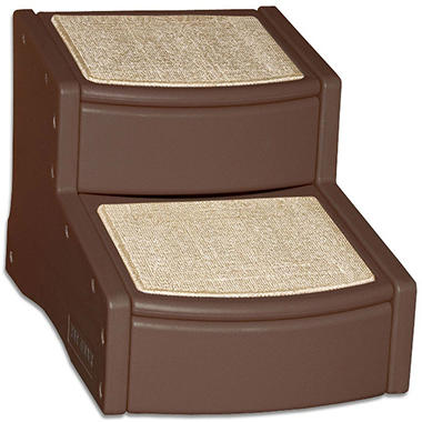 Pet Gear - Easy Step II - Chocolate