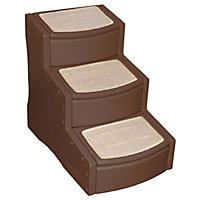 Pet Gear - Easy Step III - Chocolate