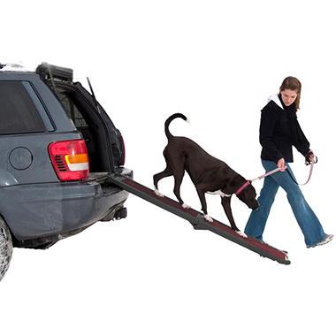 Pet Gear All Weather Full Length Bi-fold Pet Ramp