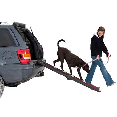 Pet Gear All Weather Full Length Bi-fold Pet Ramp