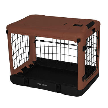 The Other Door Deluxe Steel Crate - 42""