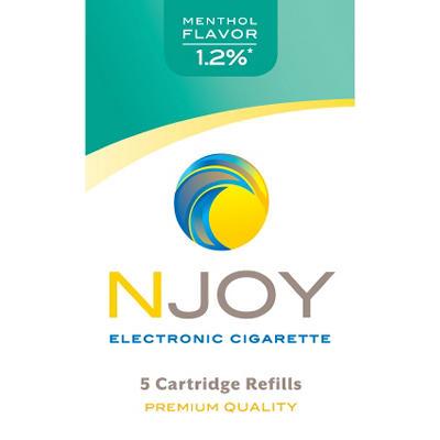 Njoy Menthol Refill 1.2