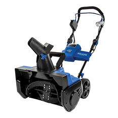 "Snow Joe 21"" Cordless Snow Blower - 40-Volt 5.0 Ah Ecosharp PRO Lithium-Ion Battery"