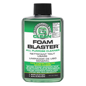 Green Earth G-Foam Blaster Pressure Washer Cleaning Concentrate - 16 oz.