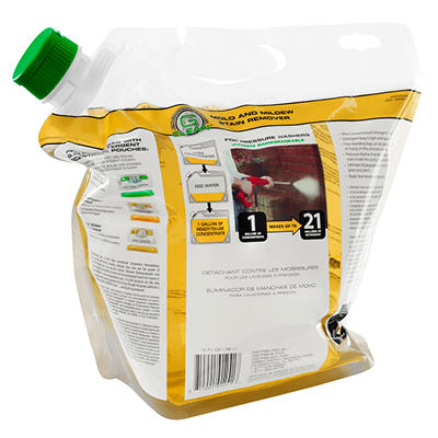 G-Clean 12 oz. Mold and Mildew Cleaner Concentrate