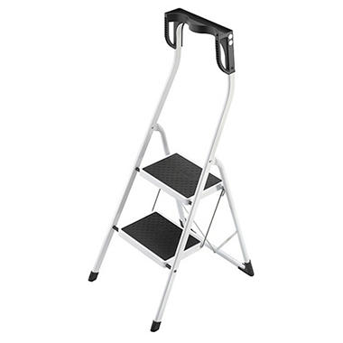 Step Stool - Safety Plus, 2 step