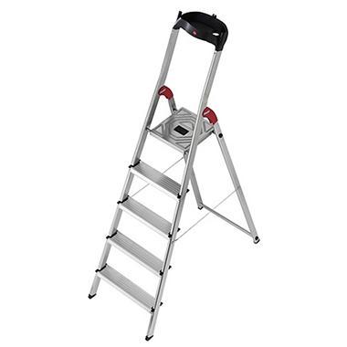 Lightweight Aluminum 6 ft Ladder