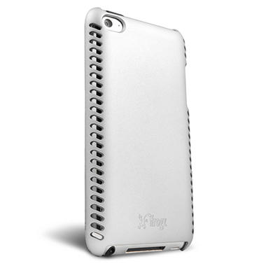 iFrogz Luxe Lean Case for iPod Touch 4 - White