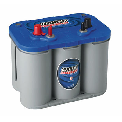 OPTIMA® BlueTop® 12 Volt Marine Starting Battery - Group Size 34MS