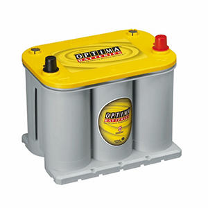 OPTIMA 12 Volt YellowTop Dual Purpose Starting and Deep Cycle Battery - Group Size 35