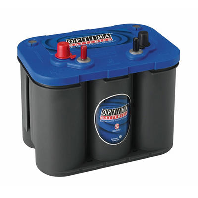 OPTIMA® BlueTop® 12 Volt Marine Deep Cycle Battery - Group Size 34DC