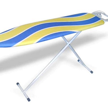 Deluxe Ironing Board with Iron Rest
