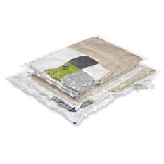 Honey-Can-Do Vacuum Packs - 2 Travel & 1 Suitcase