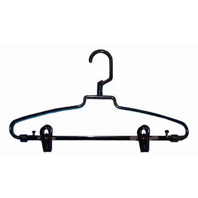 Hotel-Style Hangers with Clips - 72 pk.
