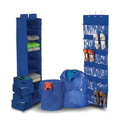 Room Organization Kit - 8 pcs.