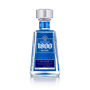 1800 Tequila Silver (1 L)