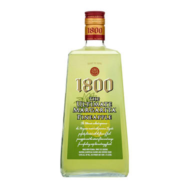 1800 Pineapple Margarita 1 75 L Sam S Club