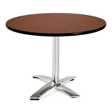 OFM - Round Flip-Top Folding Table - 42