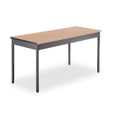 "Utility Table - Maple - 24"" x 60"""