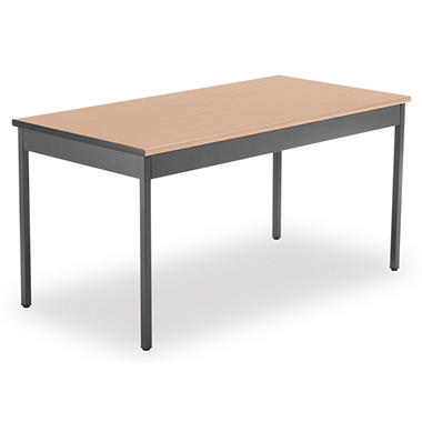 "Utility Table - Maple - 30"" x 60"""