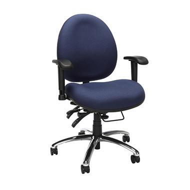 24-Hour Big & Tall Chair - Blue