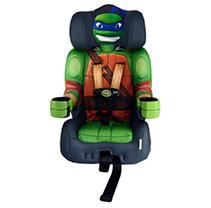 KidsEmbrace Friendship Combination Booster Car Seat, TMNT Leonardo