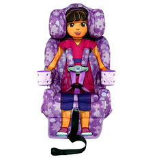 KidsEmbrace Friendship Combination Booster Car Seat (Choose Your Style)