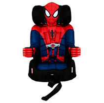 KidsEmbrace Friendship Combination Booster Car Seat, Spiderman