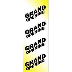 "Digital Vinyl ""Grand Opening"" Banner - 2' x 6'"