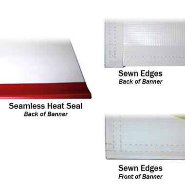 Outdoor Stitching or Seamless Heat Seal