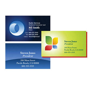 Custom Business Cards  - 1,000 pk.