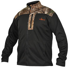Habit Water Repellant Full-Zip Jacket, Realtree Xtra Camo Print - Choose Your Size