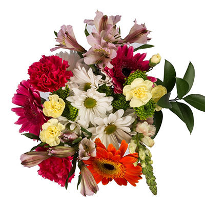 Dazzling Daisies Mixed Bouquet  - 10 pk.