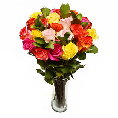 RainBow Bright Bouquet (delivered only Feb. 13th)