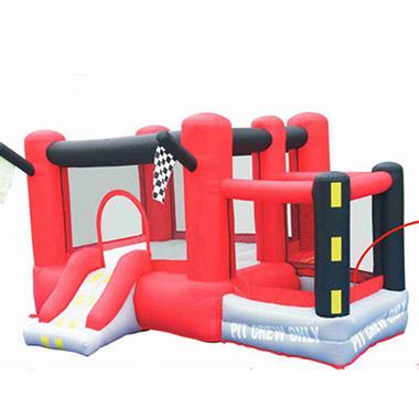 Little Raceway Bouncer