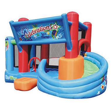 Celebration Bouncer Bounce House