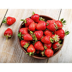 Organic Strawberries (2 lbs.)