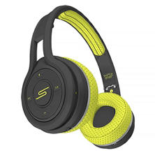 SMS Audio Bluetooth Wireless On-Ear Sport Headphones (Assorted Colors)