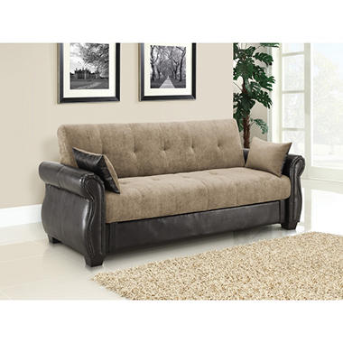 Serta Farmington Casual Convertible Sofa