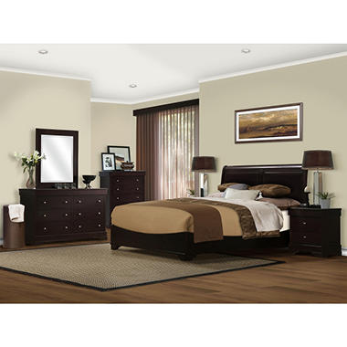 Serta Sydney Queen Bedroom Set - 6 pc.