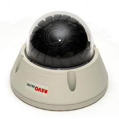 REVO 600 TVL Vandal-Proof Dome Camera, with 2.8 - 12 mm Varifocal Lens