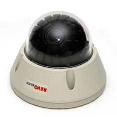 REVO 600 TVL Vandal-Proof Dome Camera, with 2.8 - 12 mm Varifocal Lens