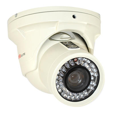 REVO America 600 TVL Turrent Camera with 42 Infrared LEDs