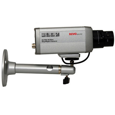 REVO 600 TVL Box Camera with 2.8 - 12 mm Varifocal Lens
